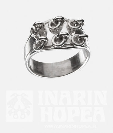 Lappish Ring with 6 circles